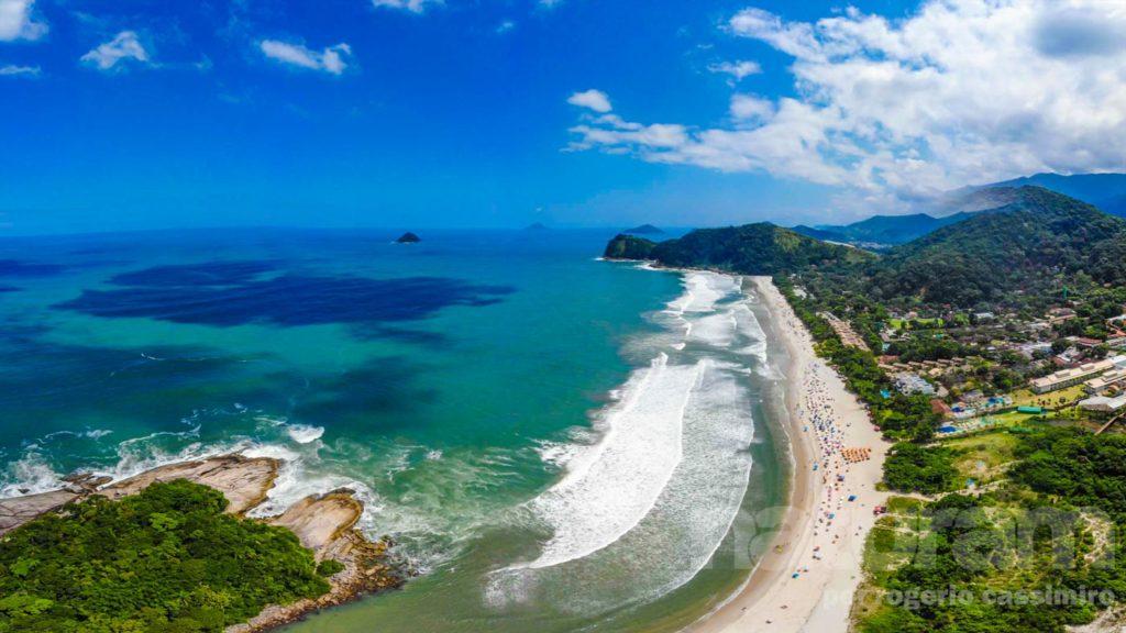 Aluguel de vans para Praia Litoral