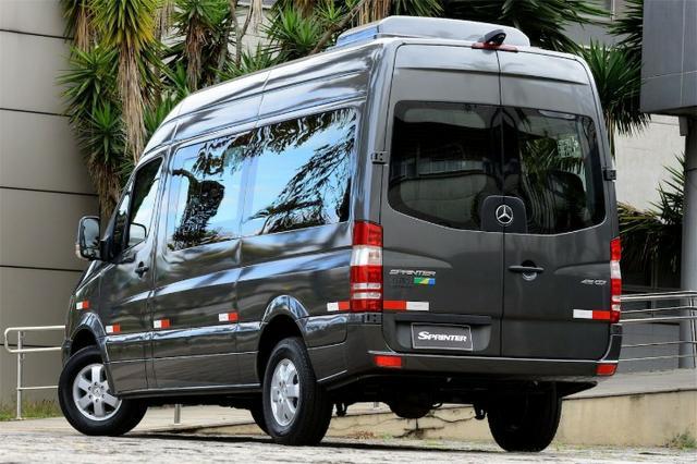 Aluguel de Vans regularizado por todos órgãos de Fiscalização