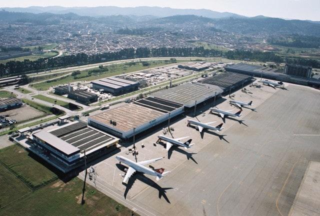 Locação de vans Aeroporto de Guarulhos