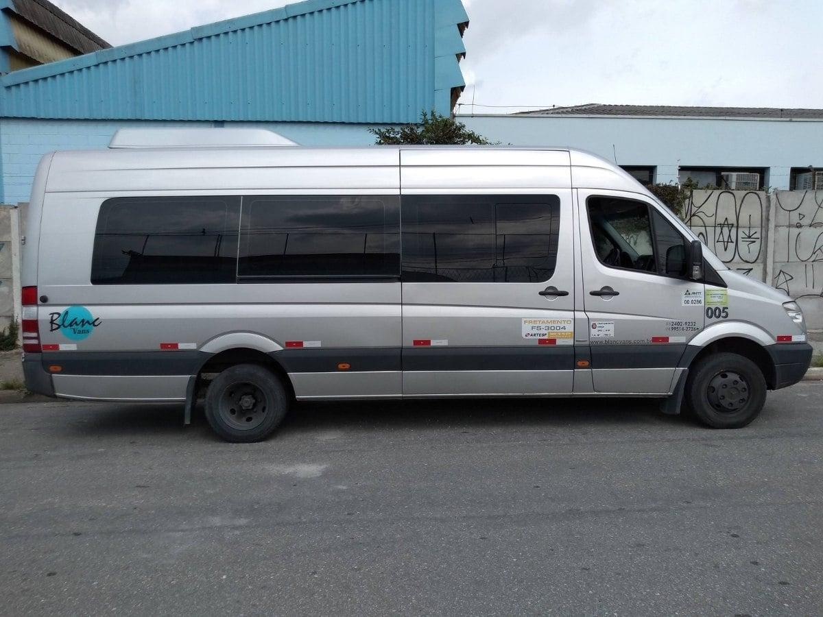 Locação de Vans em Guarulhos