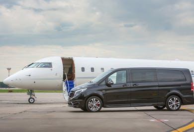 Vans para Transfers Aeroporto de Guarulhos
