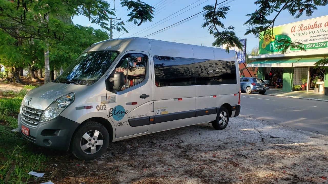 Vans para Translados Aeroporto de Guarulhos